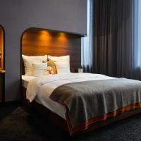 25hours Hotel HafenCity, hotel en Hamburgo