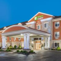 Holiday Inn Express Hotel & Suites 1000 Islands - Gananoque, hotel em Gananoque