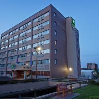Holiday Inn Express Hotel & Suites Saint John Harbour Side, an IHG Hotel, hotel em Saint John