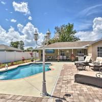Cocoa House with Game Room & Private Pool!