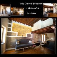 Villa Gusto e Benessere la maison chic