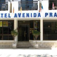 Hotel Avenida Praia, hotel in Portimão