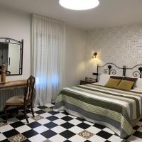 Hostal El Lechuguero, hotel en Cascante