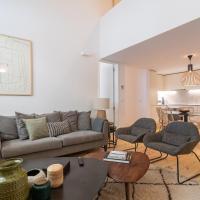 Feels Like Home Cais Sodré Design Duplex - Ribeira 11, hotel in Cais do Sodre, Lisbon