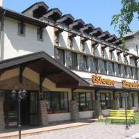 Shato Paradis Hotel, hotel in Irpin