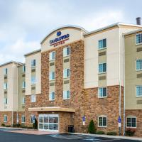 Candlewood Suites Pittsburgh-Cranberry, hotel in Cranberry Township
