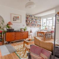 Stylish Arty Apartment in Hackney