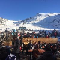 Appt au Ski au pied des pistes en Résidence avec Piscine et Sauna