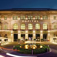 Sofitel Munich Bayerpost, hotel in Munich