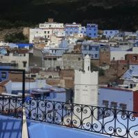 Aymane ROOFTOP Hotel, hotel in Chefchaouen