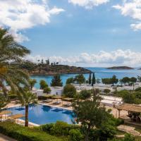 Minos Beach Art Hotel, hotel in Agios Nikolaos