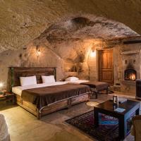 Atilla's Cave Hotel, отель в Невшехире
