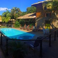 Pousada Halliny do Rosa, hotel na Praia do Rosa