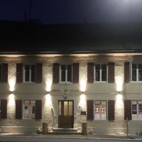 Hôtel de Ville, hotel in Les Verrières