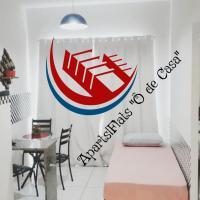 Ô de Casa ApartFlat Deluxe, hotel in Unaí