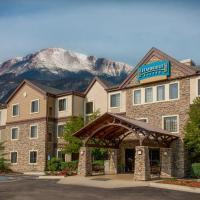 Staybridge Suites Colorado Springs North, hotel in Colorado Springs