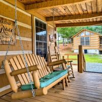 Wheelchair-Accessible Cabin on Cherokee Lake!, hotel in Bean Station
