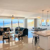 NEW MODERN BEACH FRONT CONDO mins to DOWNTOWN