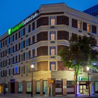 Holiday Inn Express & Suites Regina Downtown, an IHG Hotel, hotel em Regina