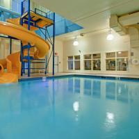 Holiday Inn Express Hotel & Suites - Edmonton International Airport, an IHG Hotel, hotel in Nisku
