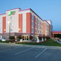 Holiday Inn Express Tulsa South Bixby, an IHG hotel, hotel in Tulsa