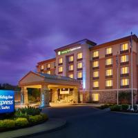 Holiday Inn Express & Suites Huntsville, hotel in Huntsville