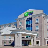 Holiday Inn Express Hotel & Suites Swift Current, an IHG Hotel, отель в городе Суифт-Каррент