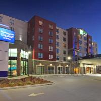 Holiday Inn Express and Suites Calgary University, hotel in Calgary