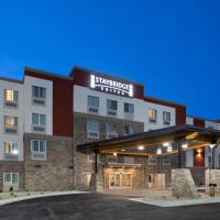 Staybridge Suites Rapid City - Rushmore, hotel v destinaci Rapid City