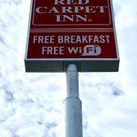 RED CARPET INN LOUISVILLE NORTH -Jeffersonville In, hotel in Jeffersonville