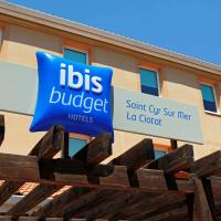 ibis budget Saint Cyr sur Mer La Ciotat, hotel in Saint-Cyr-sur-Mer
