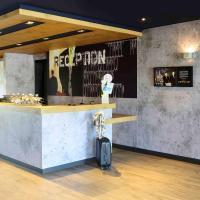ibis budget Cherbourg - La Glacerie, hotel in Cherbourg en Cotentin