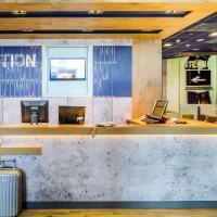 Hotel Ibis Budget Deauville, отель в Довиле