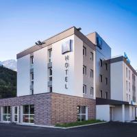 Ibis Budget Sallanches, hôtel à Sallanches
