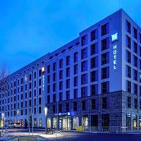 Ibis Budget Leipzig City, отель в Лейпциге