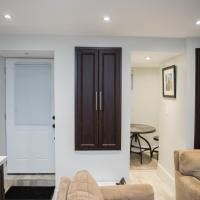 Bright & Cozy One Bedroom Basement Apartment in Toronto