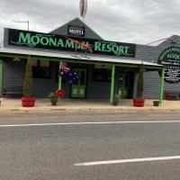 Moonambel Resort Hotel, hotel in Moonambel