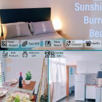 Sunshine Burrero Beach *** Lovely Coast Apartment *** Wi-Fi & Parking, hotel in Playa del Burrero