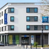 ibis budget Saint Quentin Yvelines - Vélodrome, hotel in Montigny-le-Bretonneux