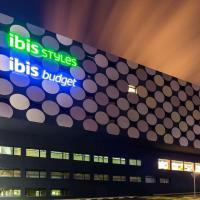 ibis budget Geneve Palexpo Aeroport, hotel in Geneva