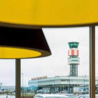 ibis budget Rotterdam The Hague Airport, hotel dicht bij: Luchthaven Rotterdam The Hague - RTM, Rotterdam