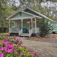 Savannah Cottage - 5 Mi to Wormsloe Historic Site!