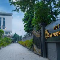 Hotel Saffron Crest, hotel in Siliguri