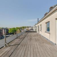 TOMORROWLAND - SPACIOUS ANTWERP ROOFTOP APARTMENT