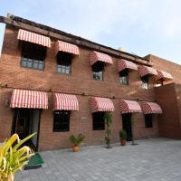 Hotel Sunbird, hotel in Bharatpur