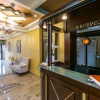 Hotel Poniatowski, hotel en Radom