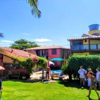Pousada Do Sol, hotel in Conceição da Barra