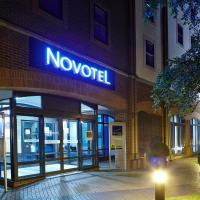 Novotel Ipswich Centre, hotel in Ipswich