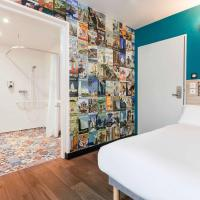 hotelF1 Saint Malo, отель в Сен-Мало