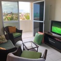 Apartamento Beira Mar no 2ºAndar - TIBAU DO NORTE - RN, hotel in Tibau do Sul